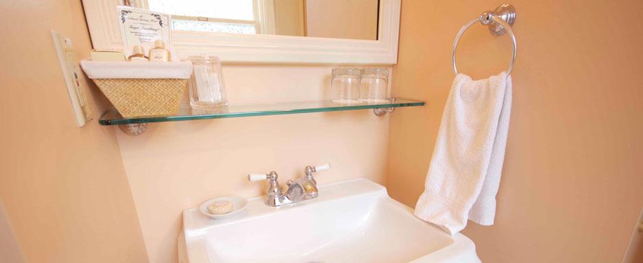 Parlor Suite - Sink