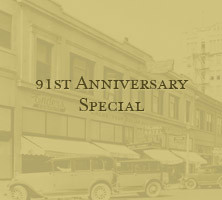 91st Anniversary Special