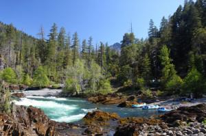 Momentum-rafting-Upper-Klamath-trip