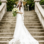 Our Bride in Lithia Park