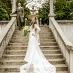 Bride & Groom in Lithia Park