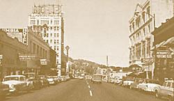 Ashland, Oregon 1960