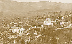 Ashland, Oregon 1925