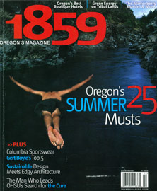 1859 Oregon's Magazine - Summer 2009