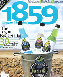 1859 Oregon's Magazine - Summer 2011