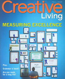 Creative Living - Fall 2009