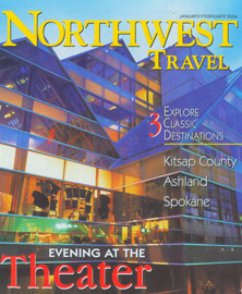 Northwest Travel - January/February 2004