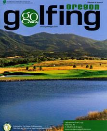 Golfing Oregon - 2010