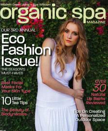 Organic Spa - April 2010