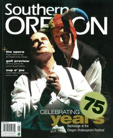 Southern Oregon Magazine - Spring 2010