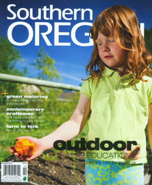 Southern Oregon Magazine - Summer 2010