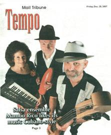 Tempo, Mail Tribune - December 28, 2007