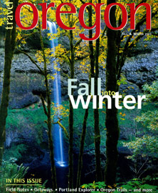 Travel Oregon - Fall/Winter 2003