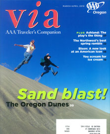 Via AAA Traveler's Companion - March/April 2010