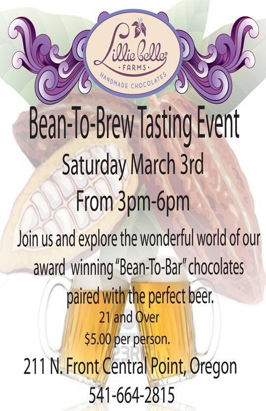 Bean & Brew Event at Lillie Belle Farms