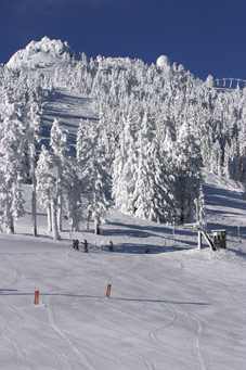 Mt Ashland Ski Package