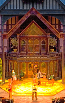 Oregon Shakespeare Festival Package