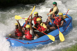 Rogue River Nugget Rafting Package