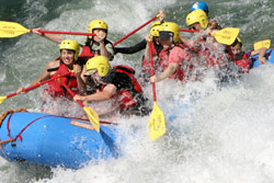 Upper Klamath Rafting Package