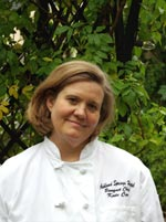 Banquets Chef, Kate Cyr