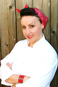 Pastry Chef, Terra Sharp