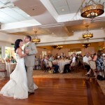 Smith & LaFata wedding reception
