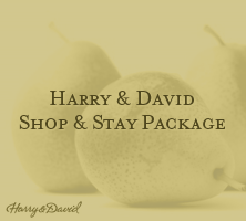 Harry & David Shop & Stay Package