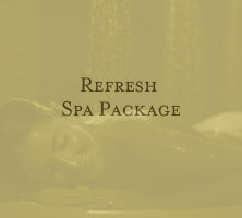 Refresh Spa Package