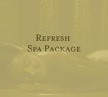 Refresh Spa Package