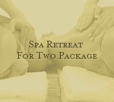 Ashland Springs Hotel Spa Retreat for Two