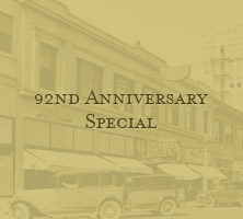 92nd Anniversary Special