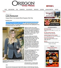 ArticleImgOnLarksinOregonWinePress