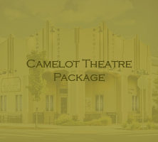 Camelot Theatre Package website