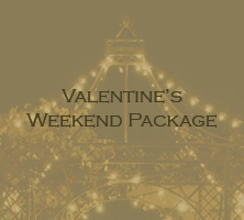 ASH Package icons website - Valentine's Day Weekend Package