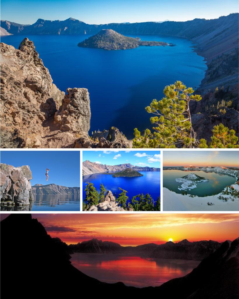 Crater Lake National Park - Ashland Springs Hotel