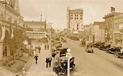 History Ashland Oregon