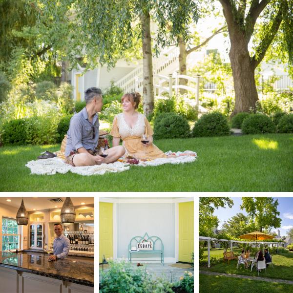 Wine Garden Tasting Room – Lithia Springs Resort