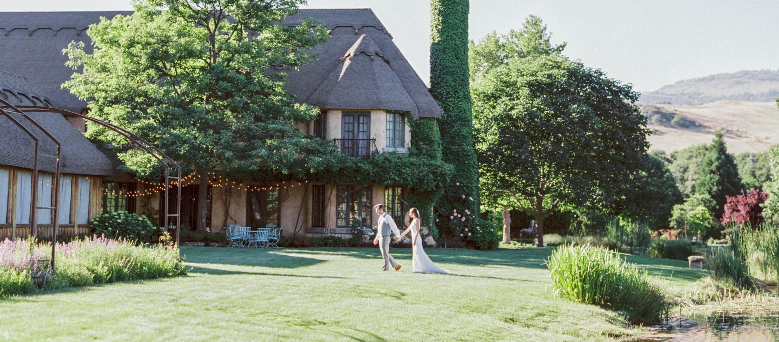 outdoor weddings Neuman Hotel group