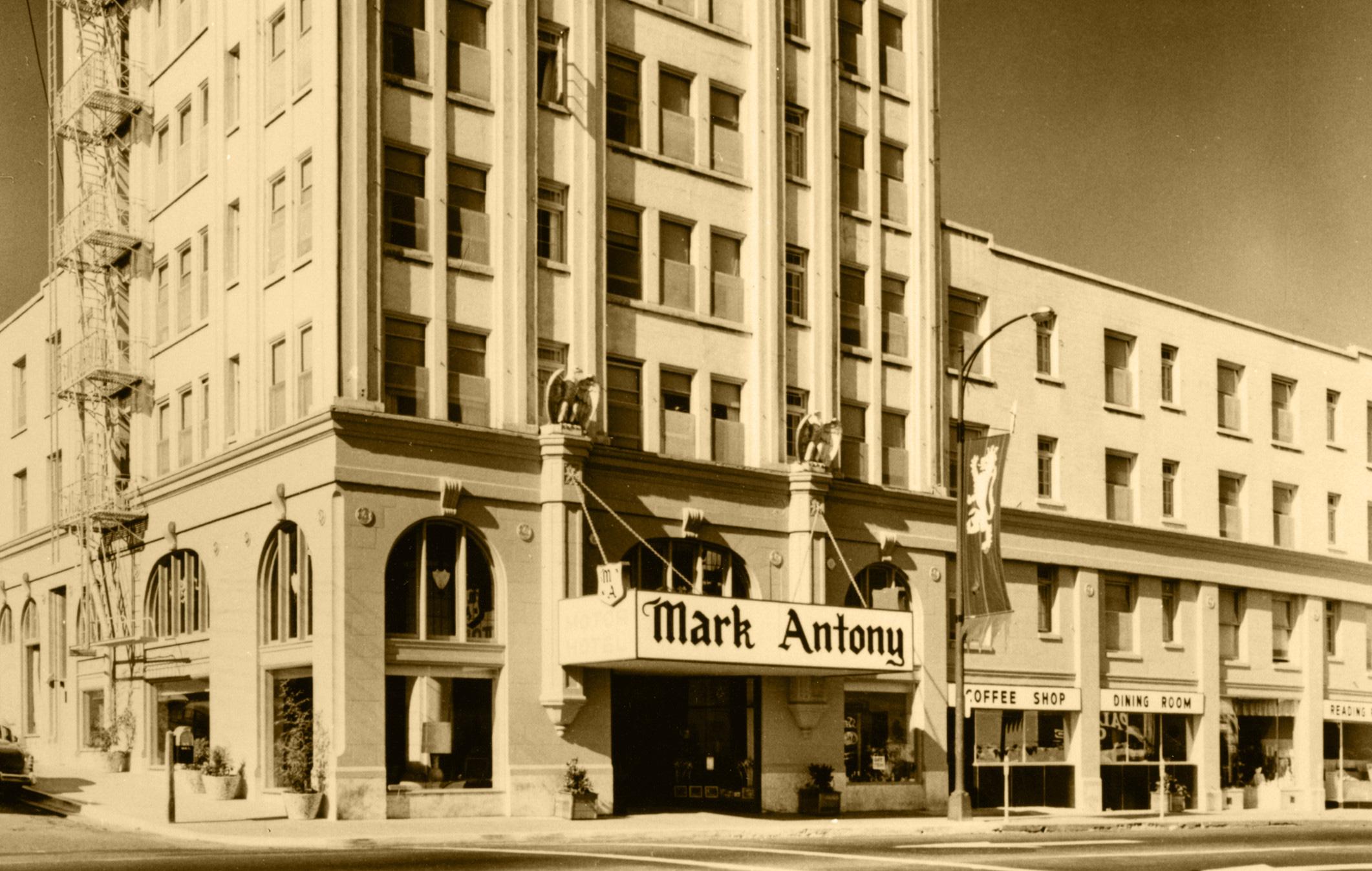 Ashland Springs Hotel - Vintage